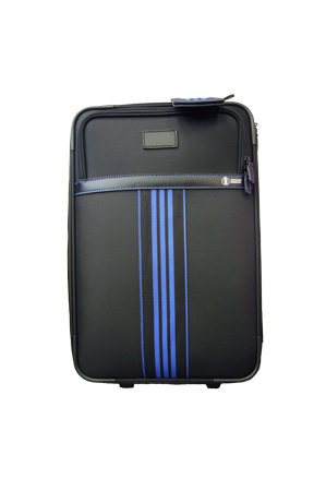 21 in Upright Baggage Front View