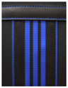 Baggage Blue Stripe Pattern